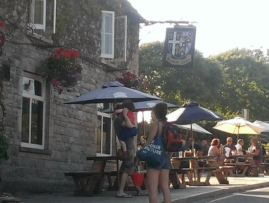 The Bankes Arms Country Inn: Lovely pub