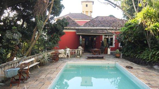 Casa MangoMango: La piscine
