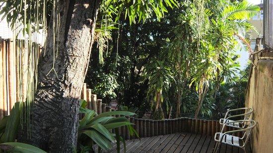 Casa MangoMango: Jardin privatif de la chambre 14