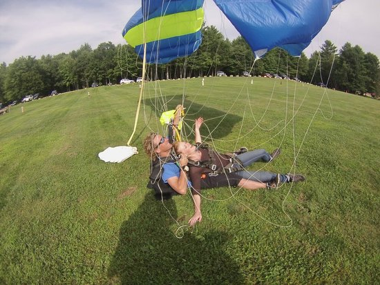 Skydive New England, LLC: What an experience
