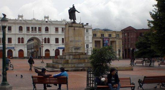 Plaza de Narino