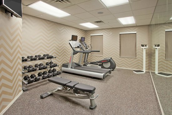 Residence Inn Austin Round Rock : Fitness Center