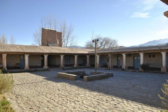 Sala de Payogasta: El patio
