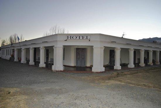 Sala de Payogasta: El Hotel