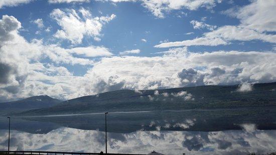 Loch Fyne Hotel & Spa: Stunning scenery