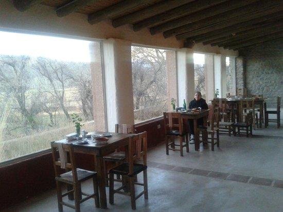 Sala de Payogasta: Comedor/Desayunador