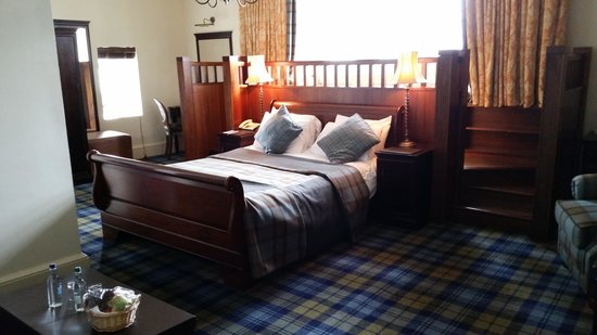 Loch Fyne Hotel & Spa: Suite 403
