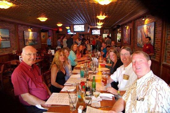 Fish Market Restaurant: Our Family Celebration