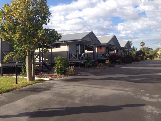 Barcaldine Country Motor Inn: Villas