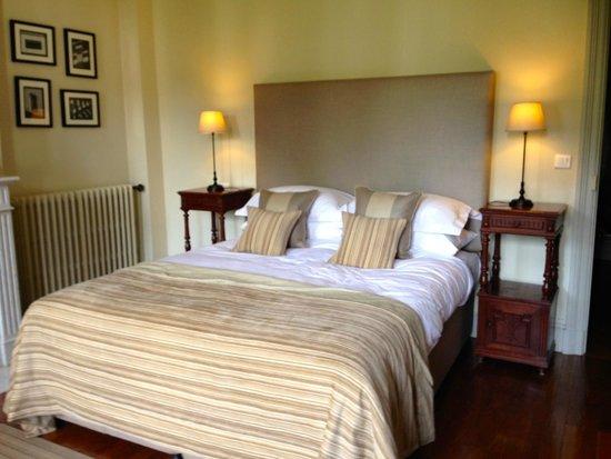 La Villa De Mazamet : Bed