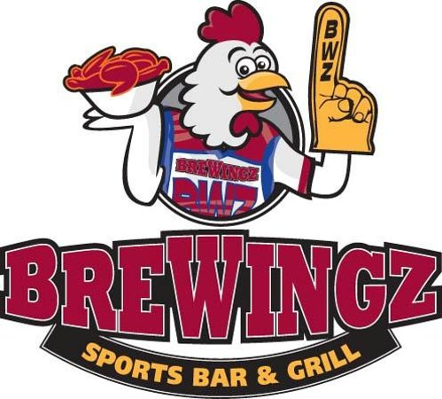 Brewingz Sports Bar & Grill: BreWingZ Logo.