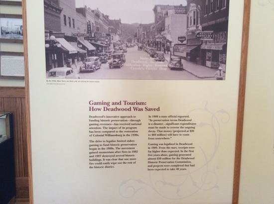 Deadwood Chamber of Commerce & Visitors Bureau: Great historical centre