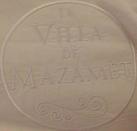 La Villa De Mazamet : Quality linen