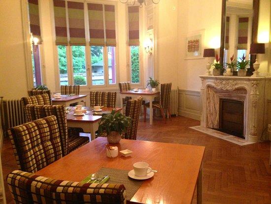 La Villa De Mazamet : Dining