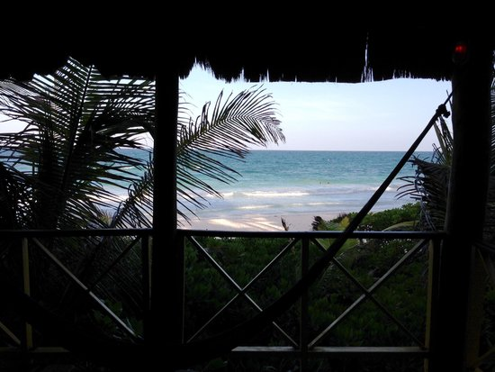Nueva Vida de Ramiro: View including the porch