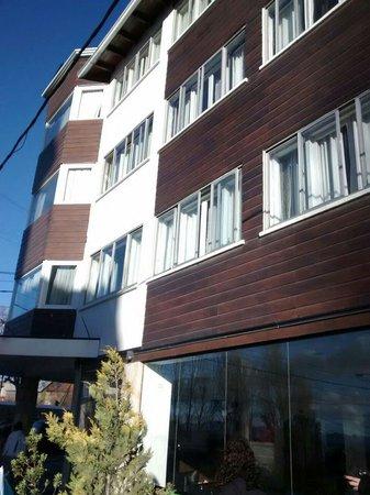 Hotel Monte Cervino: Vista desde afuera