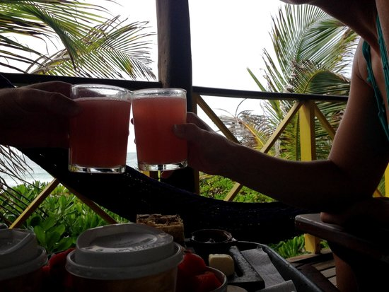 Nueva Vida de Ramiro: Breakfast in the morning