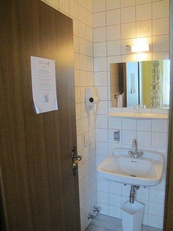 Hotel Berggasthof Schwaighofwirt: Banheiro