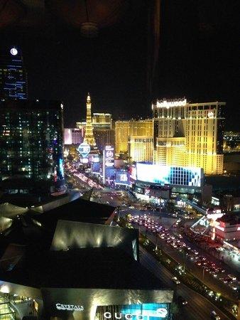 Mandarin Oriental, Las Vegas: Mandarin Bar view