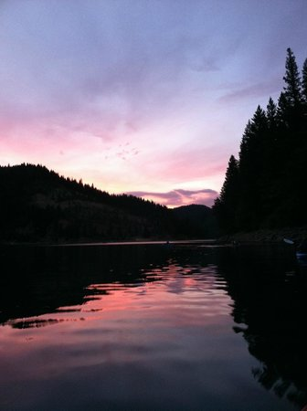 McCloud Outdoors : Sunset