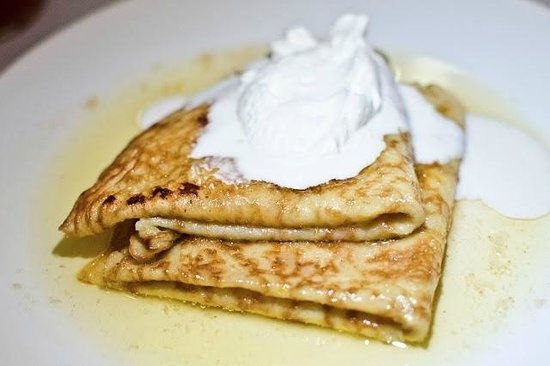 Pain D'Avignon : Crepes Suzette