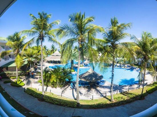 SUNSOL Isla Caribe: vista piscina principal