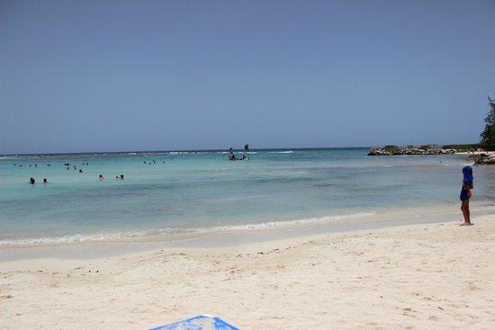 Grand Bahia Principe Jamaica: the beautiful beach