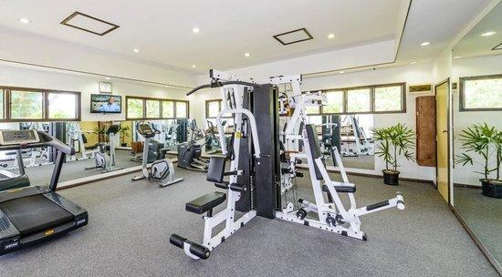 Fiji Gateway Hotel: Gymnasium