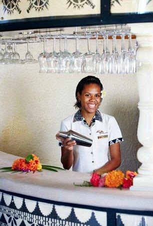 Fiji Gateway Hotel: Friendly staff