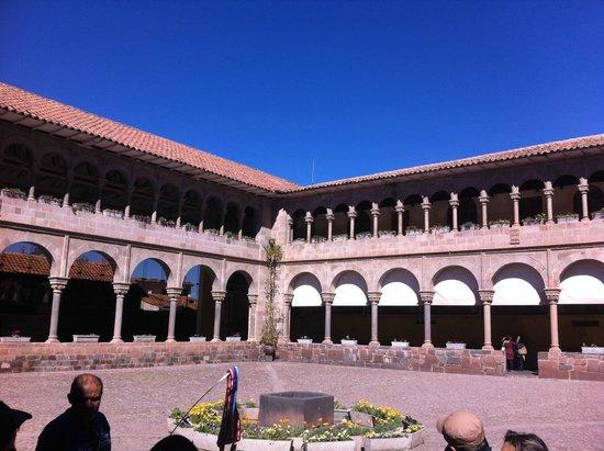 """Convento de Santo Domingo: """"Parte espanhola"""" - Templo do Sol"""