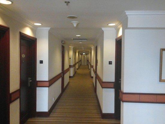 Sunway Hotel Hanoi: corridor