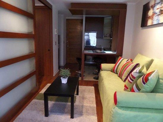 Plaza Suites Apartments: Apartamento