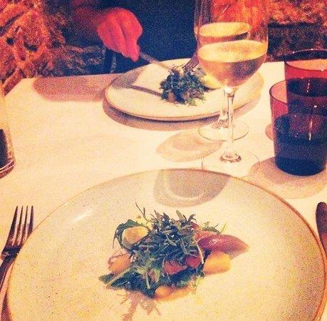Restaurant Montiel: zwischengericht