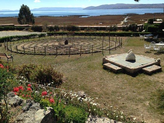Taypikala Hotel Lago: View from room