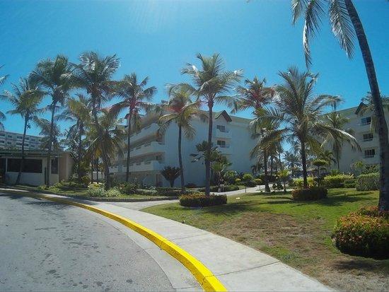 SUNSOL Isla Caribe: Uno de los módulos del hotel