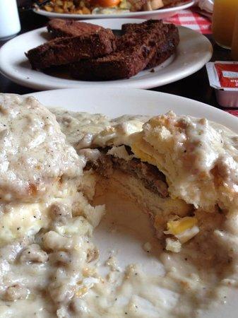 Olde Tymes Restaurant: The Ultimate Sandwich & Cinnamon Crisps