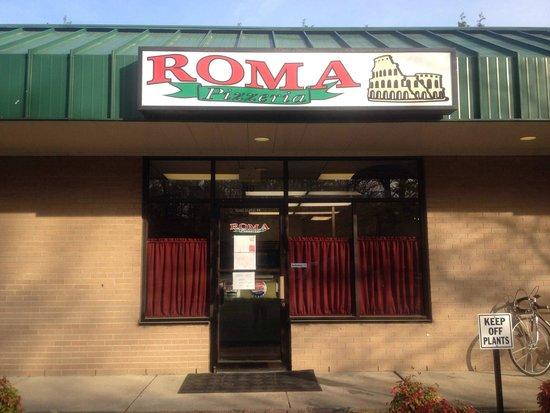 Roma Pizzeria: Love Roma Pizzerria
