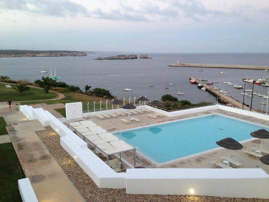 Memmo Baleeira Hotel : Room view