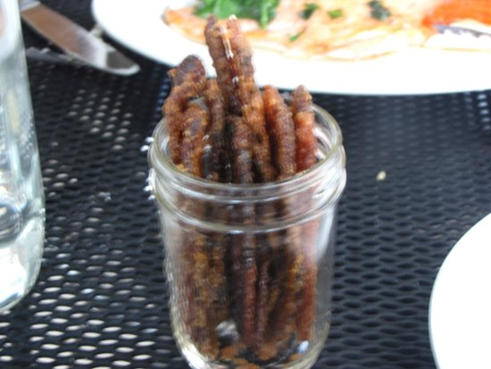 Cafe Genevieve: pig candy