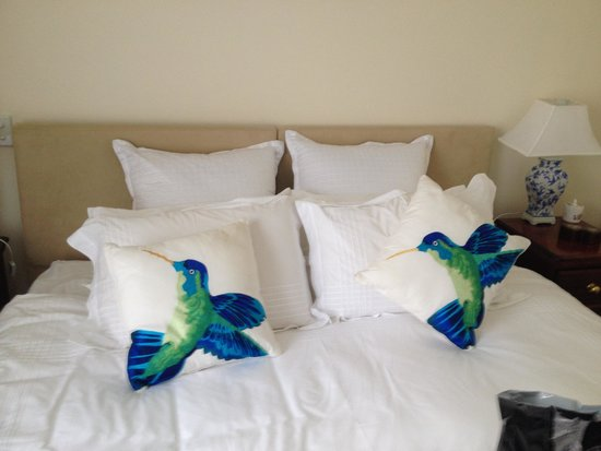 Austin Rise Bed and Breakfast: The Bed