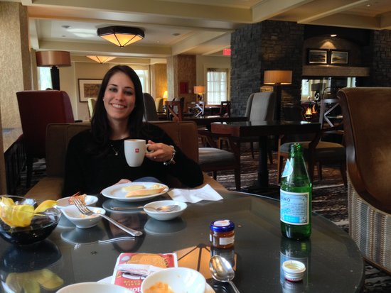Fairmont Banff Springs : Relaxing in the Gold Floor lounge