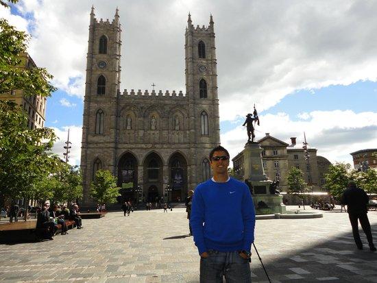 Basilique Notre-Dame de Montréal : Basílica de Notre-Dame