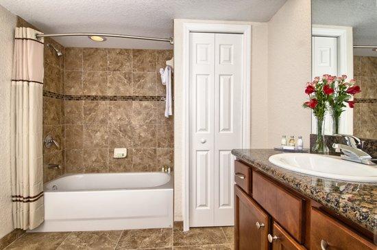 Coconut Cove All-Suite Hotel: Bathroom