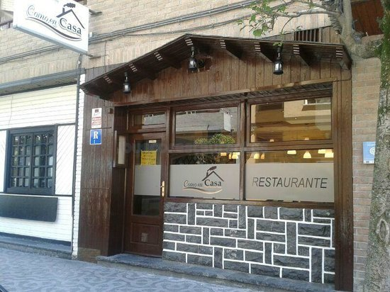 Restaurante como en casa sabinanigo restaurant avis - Catering como en casa ...