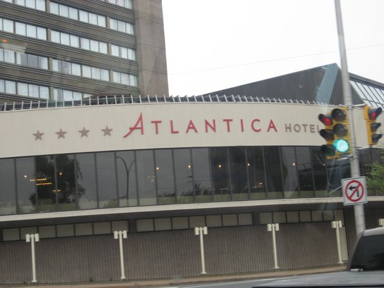 Atlantica Hotel Halifax : Outside of hotel