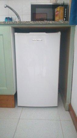 HL Paradise Island : frigorifico con pequeño congelador ,nuevo