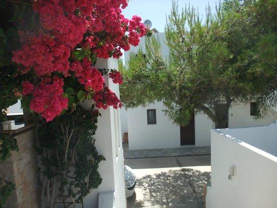 Santa Maria Village: Vista alrededores del Hotel