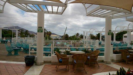 HL Paradise Island : vista alta hotel