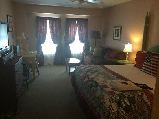 Kendall Hotel: Quarto