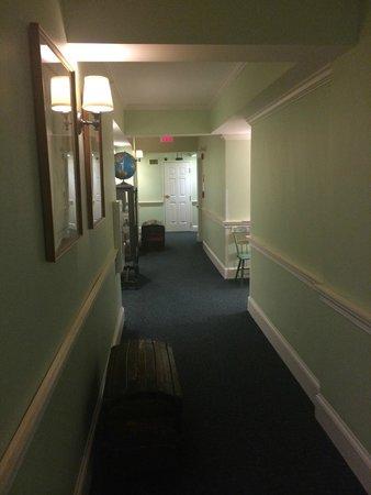 Kendall Hotel: Corredor